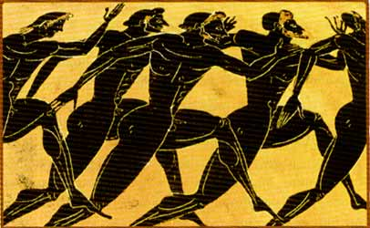 greek-pottery-with-runners